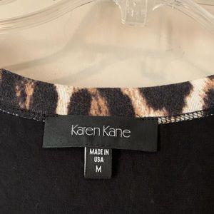 Karen Kane Dresses - Karen Kane Animal Print soft knit dress